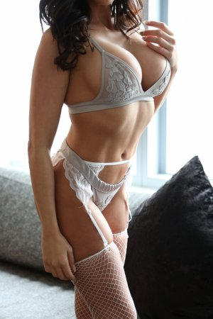 Sisley erotic massage in London, escort girl