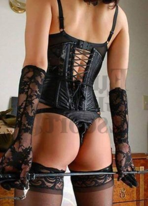 Anne-colette escort girl