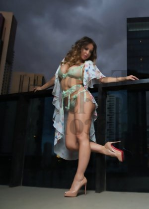 Gina-maria escort girl in Roswell & happy ending massage