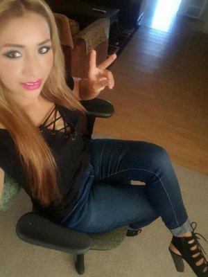Rafida live escort in Plainview and tantra massage