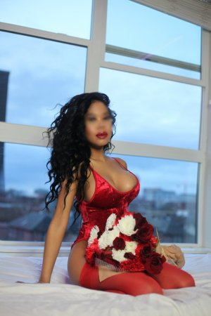 Rudia escort girl in Lexington